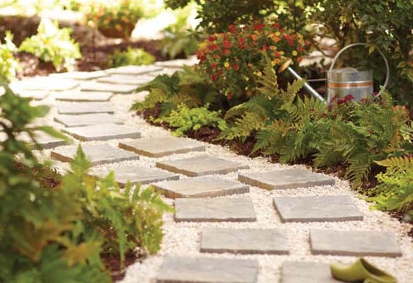 10 Best Sloped Path Images On Pinterest Garden Paths