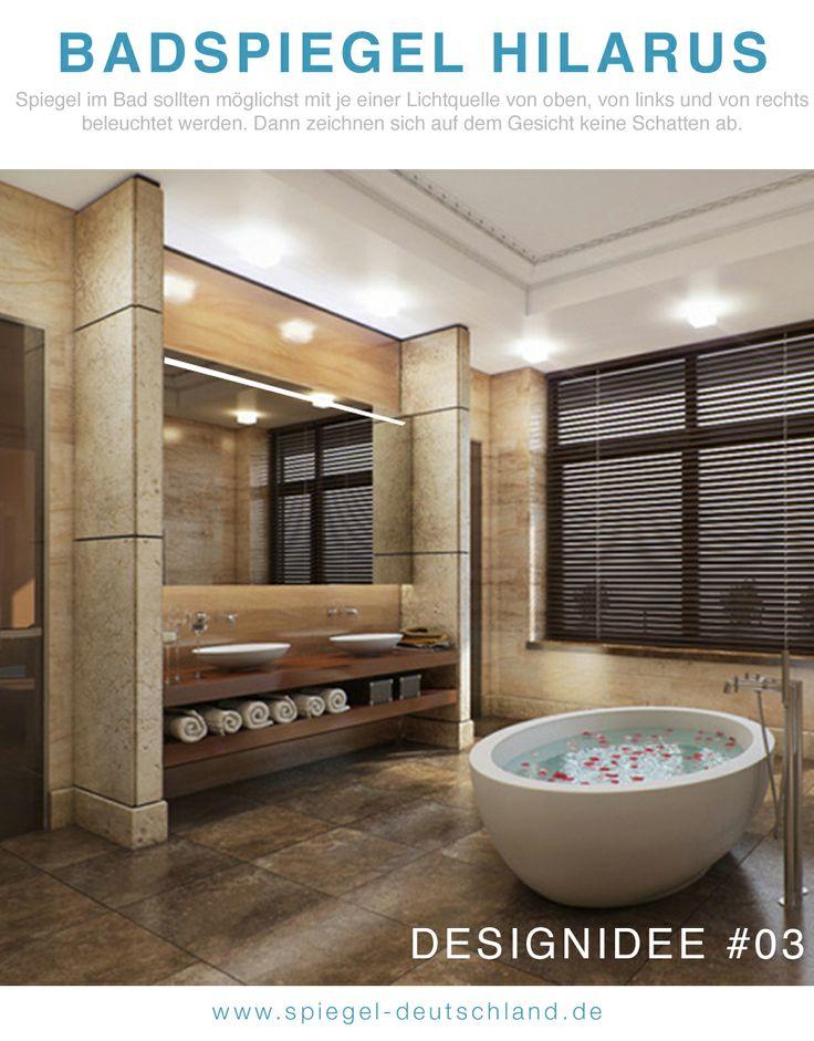 17 best Badspiegel images on Pinterest Saunas, Thoughts and At home - badezimmerspiegel nach mass