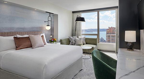 Loews Hotel 1000 Seattle Seattle Hotels Seattle United