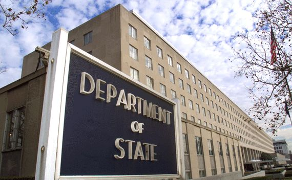 U.S Department of State in Washington D.C where all federal apostille and authentication filings are done at for all 50 U.S states. This includes federal criminal background checks. www.mobileaustinnotary.com