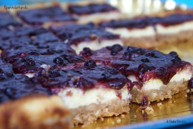Cheesecake #Spentolettando