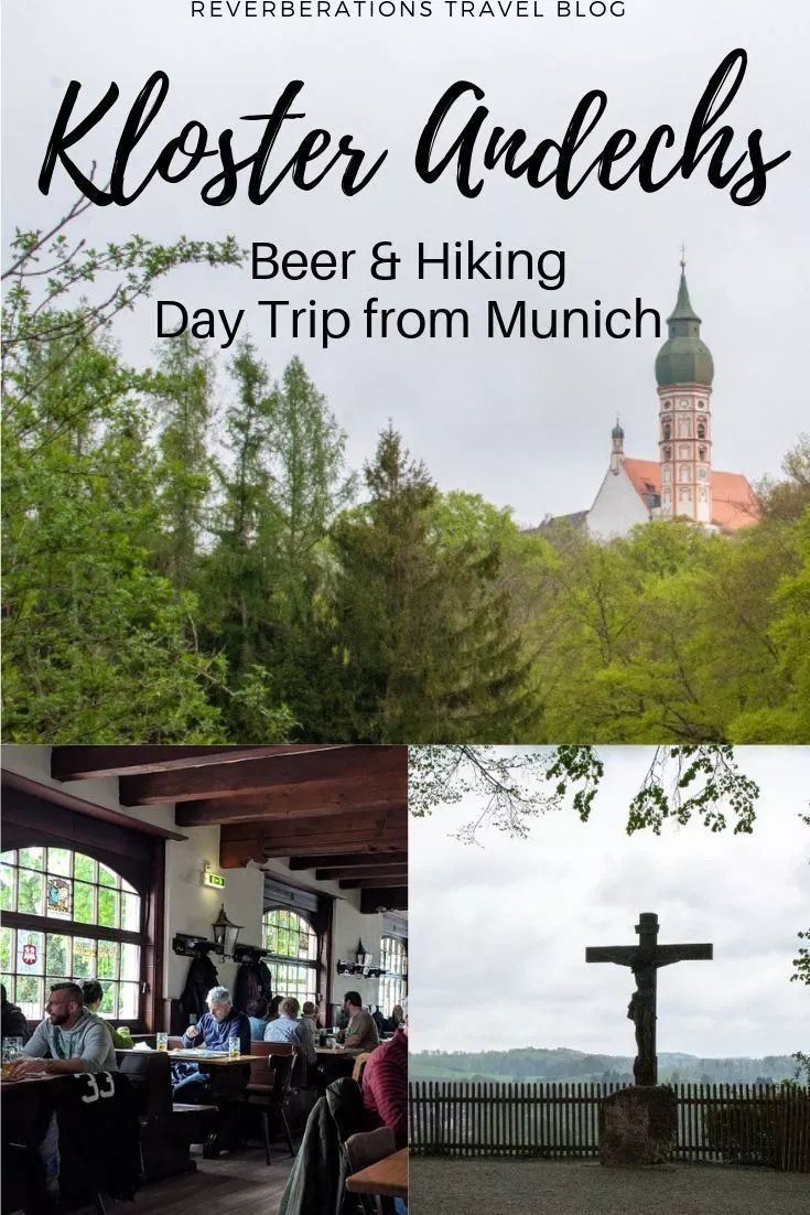 Kloster Andechs: Beer & Hiking Day Trip from Munich