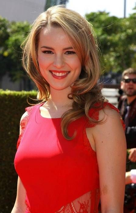 Bridgit Mendler, who is nicknamed BiLe, Bridge