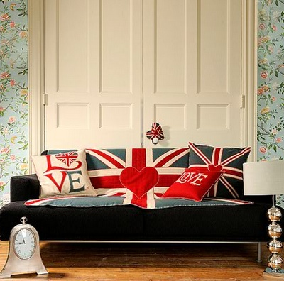 22 best union jack images on pinterest baby rooms for Union jack bedroom ideas