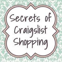 craigslist shopping tips