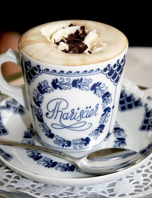 Pharisäer - German coffee www.MadamPaloozaEmporium.com www.facebook.com/MadamPalooza