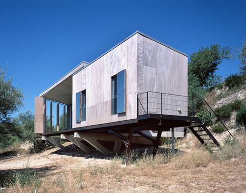 Contemporary Architecture - Villa in Sicily - Val di Noto – Arch . M.G. Cannizzo