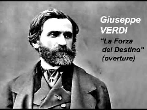 La obertura de la ópera La Fuerza del Destino de Giseppe Verdi. Andrea Licata conduce a The Royal Philarmonic Orchestra.
