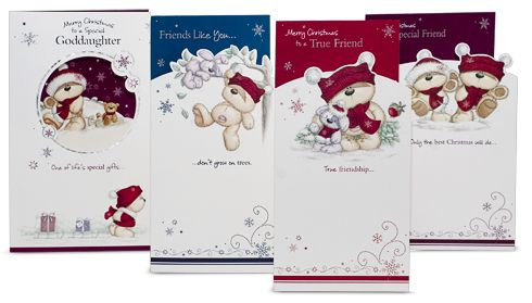Christmas Fizzy Moon Cards