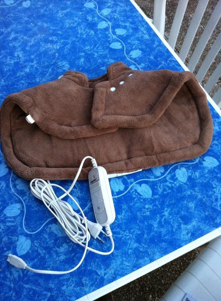 Couverture chauffante pour épaules - OuiSell