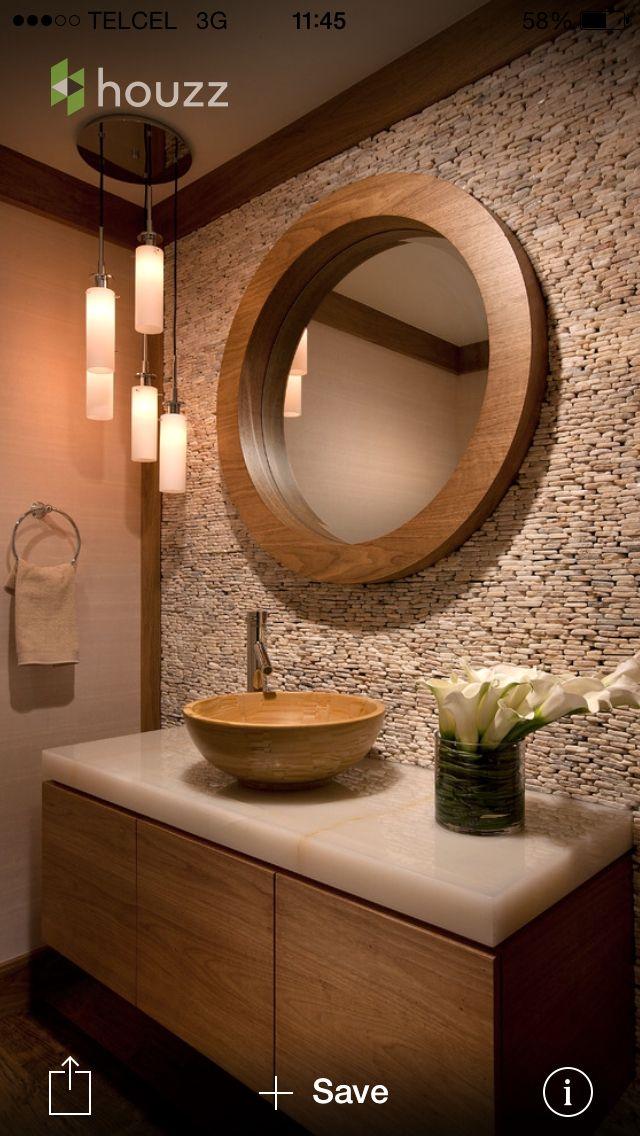 Ideas Para Decorar Baño De Visitas:Baño de visitas