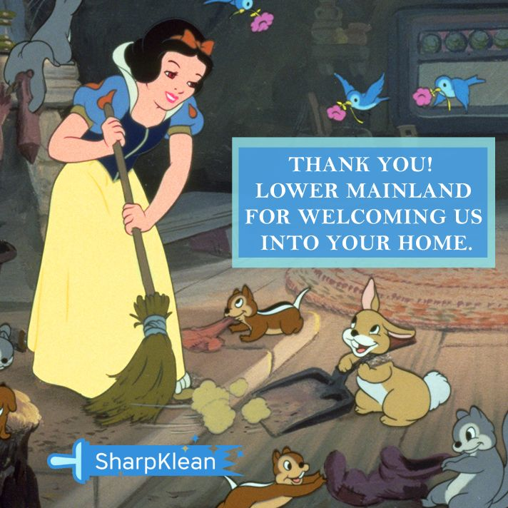 Thank You All. #LowerMainland #BurnabyBC #Vancouver #HomeCleaning