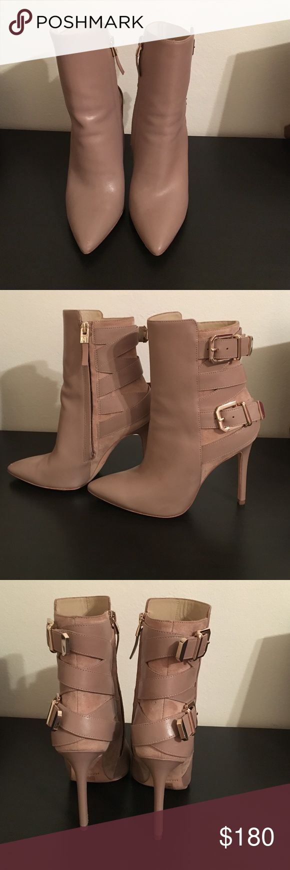MARCIANO BIANCA BOOTIES Marciano Bianca Booties Guess by Marciano Shoes Ankle Boots & Booties