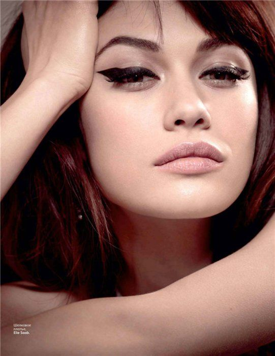 Thick liner #makeup #flick