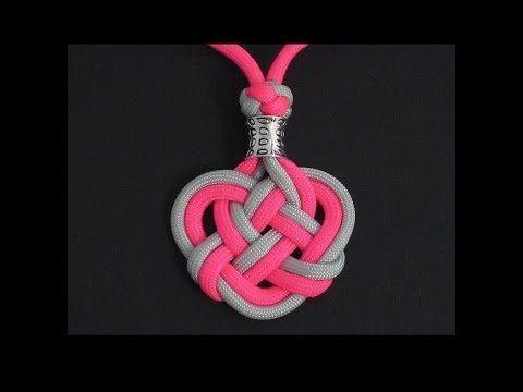 Realizacion de borlas con cordon de seda y algodon , ideal como colgante , para nuestras pulseras o pendientes - http://www.crystaldreams.es - Mas ideas y es...