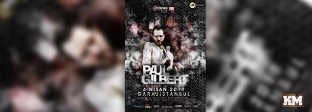 Paul Gilbert Konseri! // 4 Nisan 2013 Perşembe @garajistanbul | Kapak Magazin | Alternatif Müzik sitesi