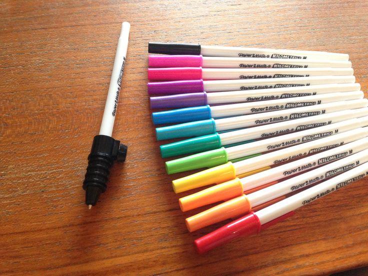 Silhouette Cameo Sketch Pen Attachment Papermate