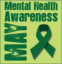 May is Mental Health Awareness Month.  Mental illness is an illness that people sometimes have a hard time accepting.  It cannot be seen, but believe me, it sure can be felt.  Stop the stigma of Mental Illness.  People shouldn't be afraid to seek treatment.  It doesn't matter what others think but society is harsh.