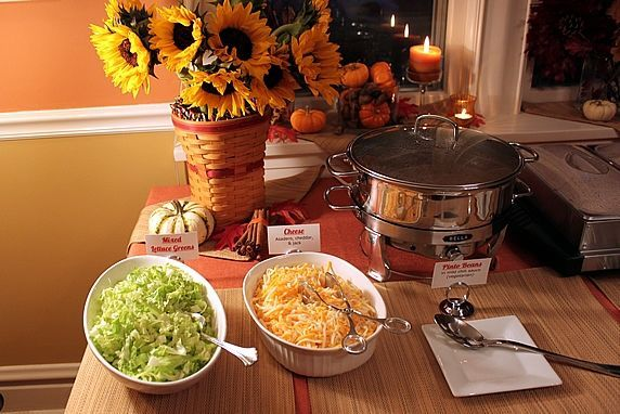 Mexican dinner party ideas