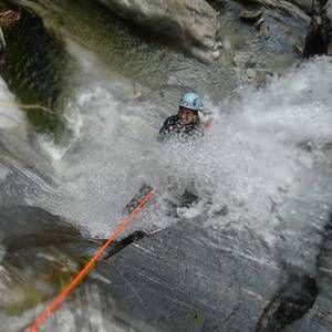 FUN Connection »Canyoning, Fun connection, fieberbrunn, school sport, adventure tirol, rafting, klimbing, fun sport