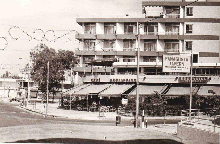 Famagusta Cyprus - Edelweiss Cafe