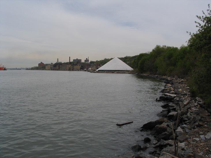 Kill Van Kull From Snug Harbor Dock, Snug Harbor Cultural Center, Staten Island