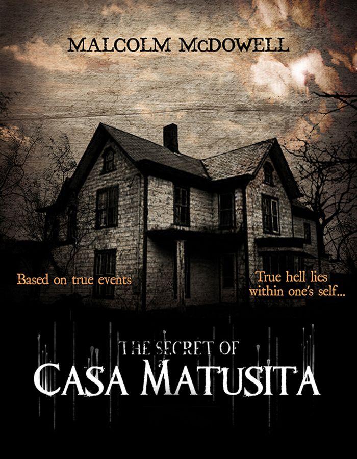 """horror movies """"The Secret of Casa Matusita"""" 2015"""