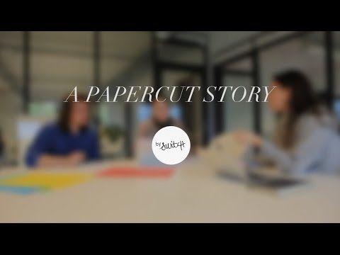 A papercut story - YouTube