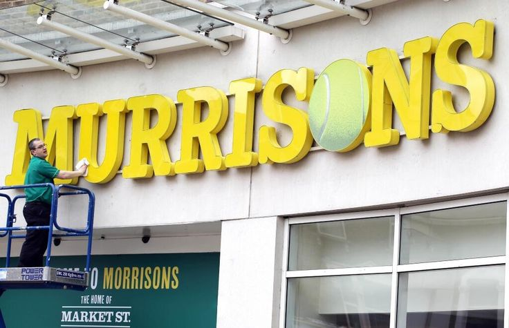murrisons morrisons pr stunt wimbledon andy murray (see what happened next...)