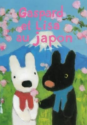 Gaspard et Lisa, brought to life by Georg Hallensleben and Anne Gutmann will play in a special place in my heart forever. Je vous aime Gaspard et Lisa, les meilleurs amis de mon enfance. xoxo