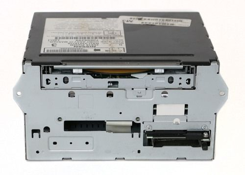 2008-2011 Nissan Pathfinder AM FM Radio Single Disc CD w Navigation 25915ZQ30B
