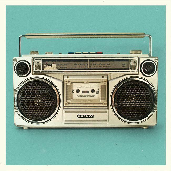 Pin By Romii Badsha On Png Retro Radios Boombox Radio