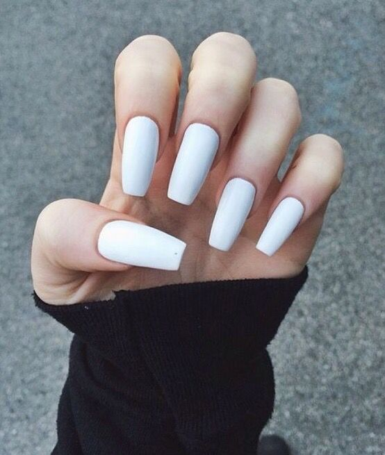7 mejores imágenes sobre Nails en Pinterest   Coffin nails, Formas ...