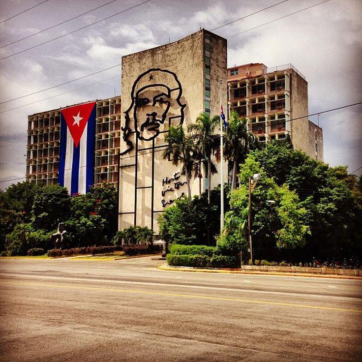 Plaza de La Revolución - Plaza de la Revolución - Havana, La Habana