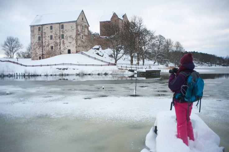 Séjour hivernal dans les îles Åland en Finlande (Detour Local) -> Journée photos dans le froid intense de la Finlande www.detourlocal.com/sejour-hivernal-iles-aland-finlande/