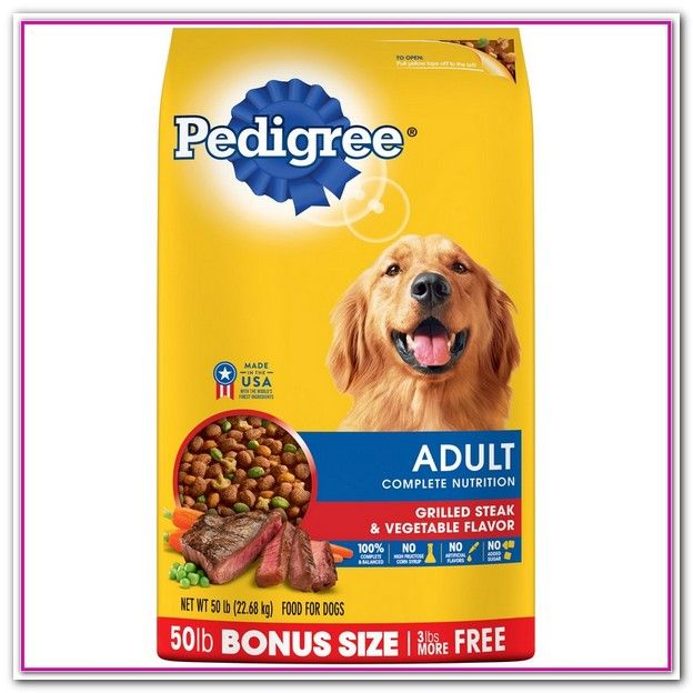 Best Dog Food At Walmart For Allergies The 8 Best Dog Food You Can Buy At Walmart In 2018 01 Of 08 Bes Dog Food Recipes Dry Dog Food Roast Chicken And Rice