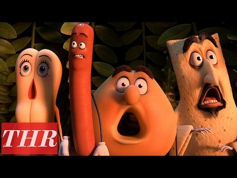 THR: 'Sausage Party' Debuts as Highest R-Rated Animated Film Ever | Box Office Report THR Aug 12-14th