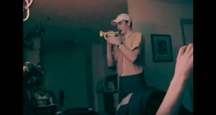 This Classic Techno Jam Played On A Toy Trumpet Is Simply Brilliant!