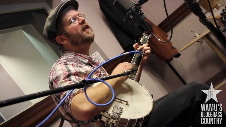 Old Man Luedecke - I Quit My Job [Live at WAMU's Bluegrass Country]