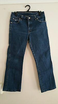 "RM Williams Jeans Womens: Style TJ458 Size 13R  W 30"" Leg 26"" Rise 9-1/2"""