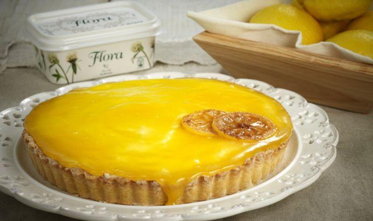 Λατρεμένη συνταγή για απολαυστική Lemon Pie!