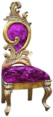 Velvet chair from Alexander & Pearl