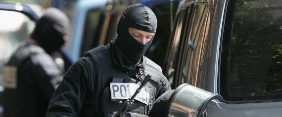 Polizei durchsucht Wohnungen von Islamisten in Berlin, Potsdam und Nordhausen #islamisten #berlin