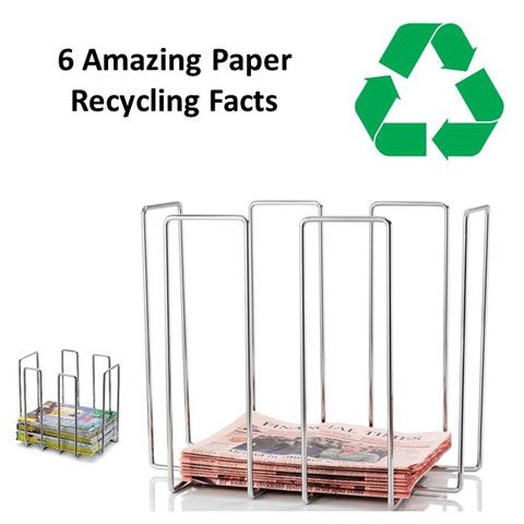 Must know Recycling Facts from #blomus
