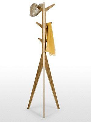 Wooden Coat Stand Coatstand Pinterest Coat Stands