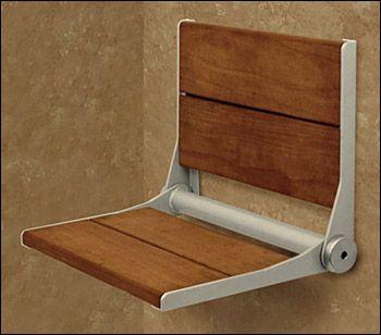Invisia Fold Down Shower Seat - SerenaSeat