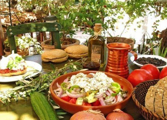 """- Is the Cretan Diet the """"real"""" Mediterranean diet?"""