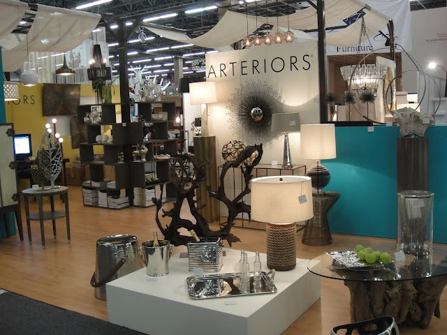 Arteriors Home At The Mexico International Furniture Market 2012.