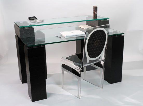 Muebles de diseño con Piezas de Lego