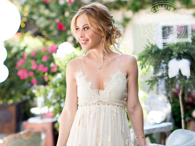 Tara Lipinski's Bridal Shower was Gorgeous